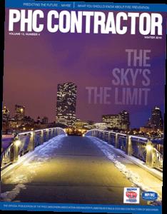 Wisconsin PHC Contractor Winter 2018