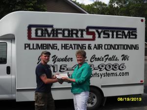 Comfort Systems Plumbing Heating AC